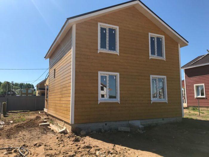 Дом в деревне Большое Новосурино