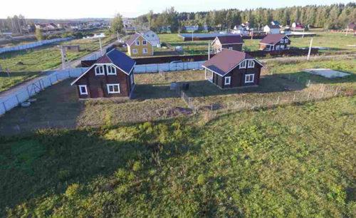 Участки для строительства жилых домов (аренда)