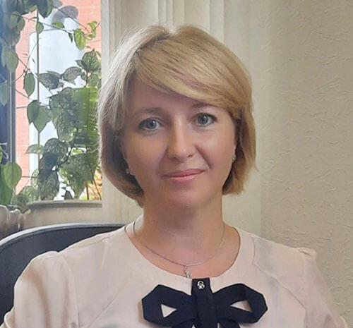 Симонова Татьяна